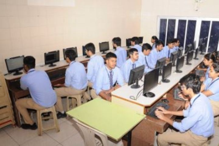 Smt Lilavatibai Podar High School-Computer Lab