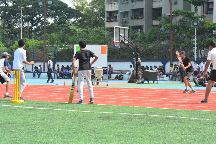 Smt Lilavatibai Podar High School-Sports