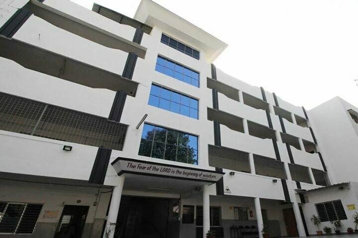 Seventh Day Adventist High School-School Building