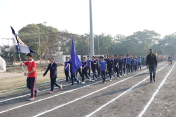 Seventh Day Adventist High School-Sports day