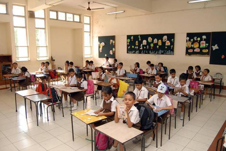Smt. Sulochanadevi Singhania School-Class Room