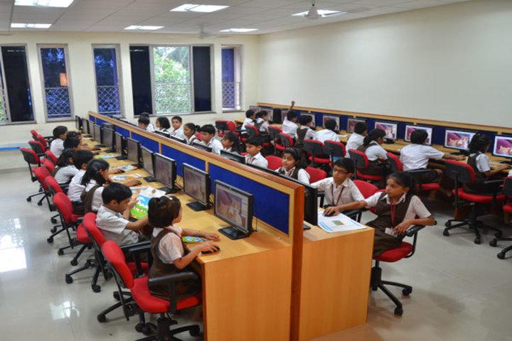 Smt. Sulochanadevi Singhania School-Computer Lab