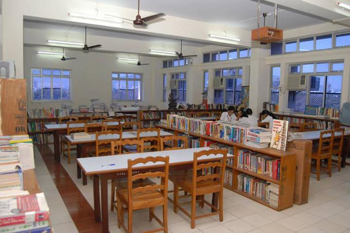 Smt. Sulochanadevi Singhania School-School Library