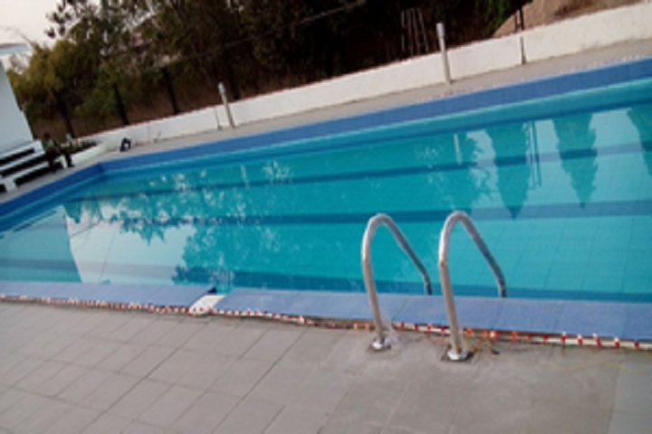 Davara International School-Swimming Pool