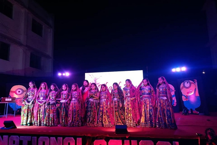 Davara International School-Annual Day