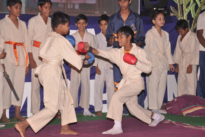 Davara International School-Karate