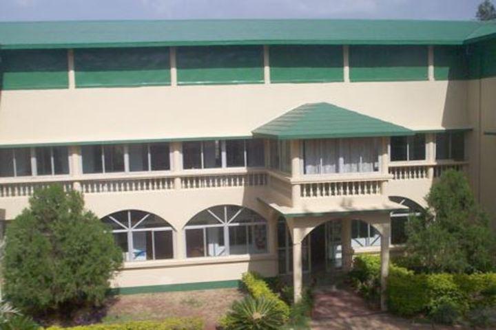 Codesh School-Campus
