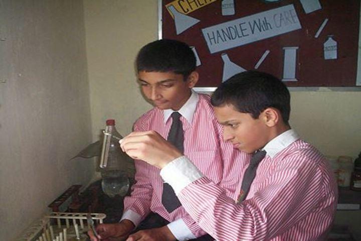 Codesh School-Chemistry Lab