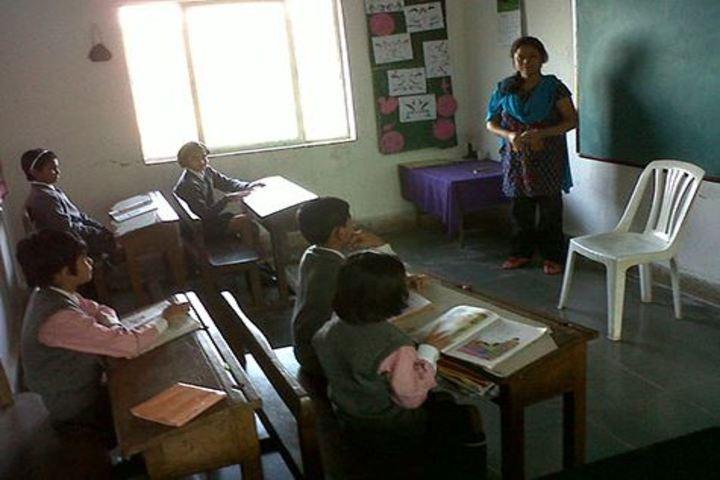 Codesh School-Classroom