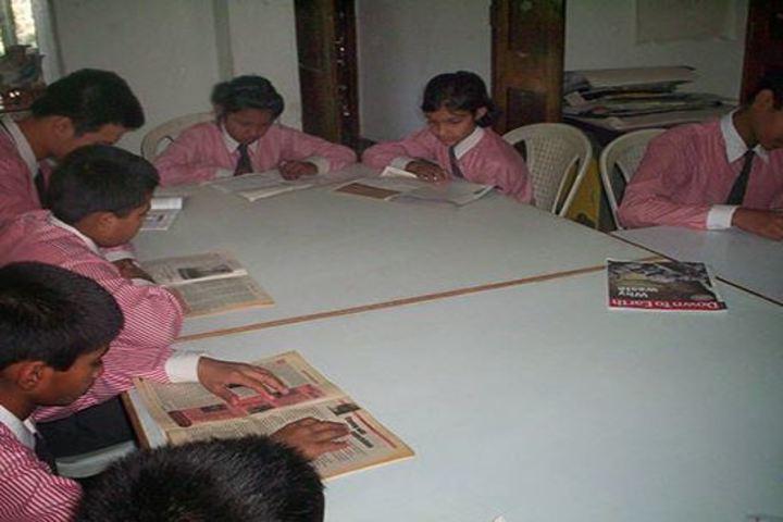 Codesh School-Library