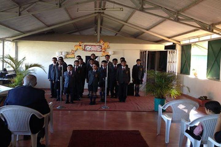 Codesh School-Singing
