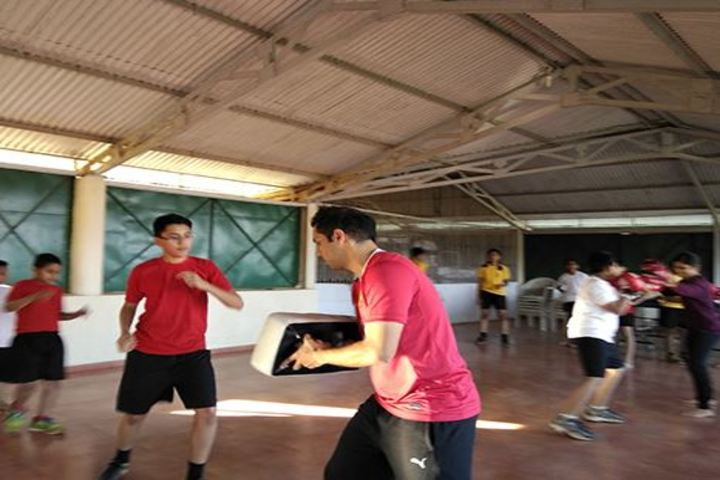 Codesh School-Sports