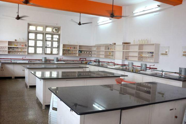 St Gregorios High School-Chemistry Lab