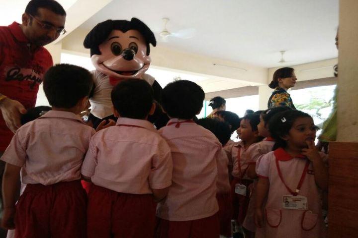 St Gregorios High School-Children Day