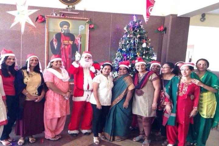 St Gregorios High School-Christmas Day