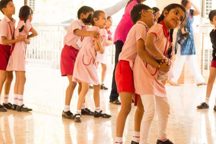 St Gregorios High School-Dance
