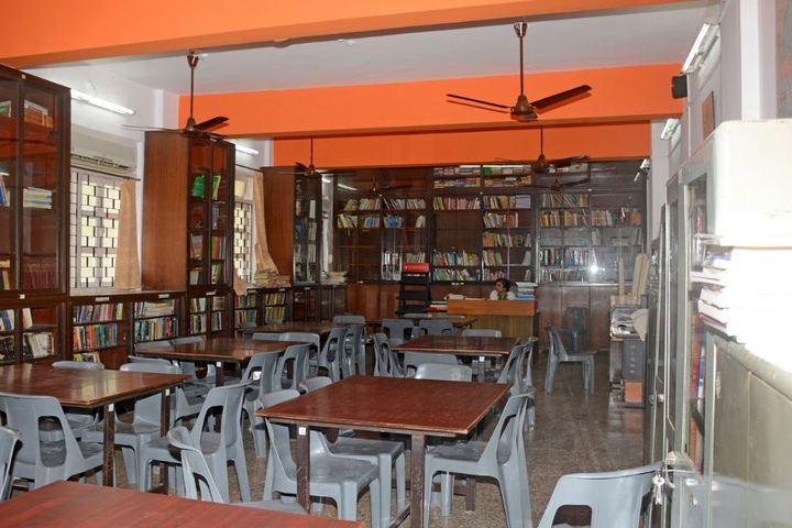 St Gregorios High School-Library