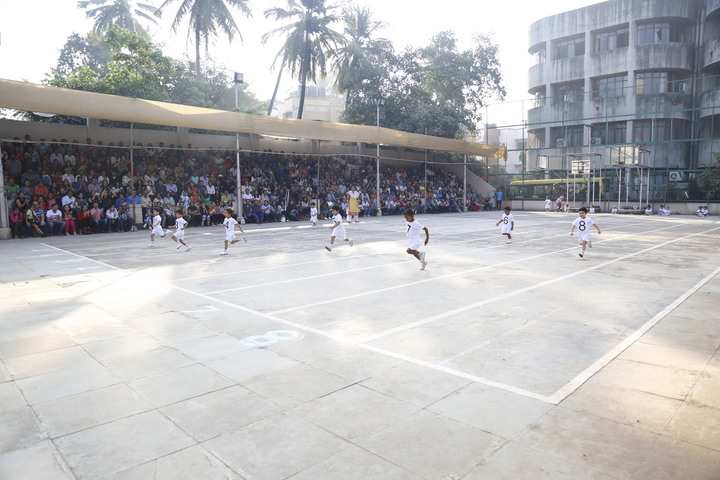 St Gregorios High School-Play Ground