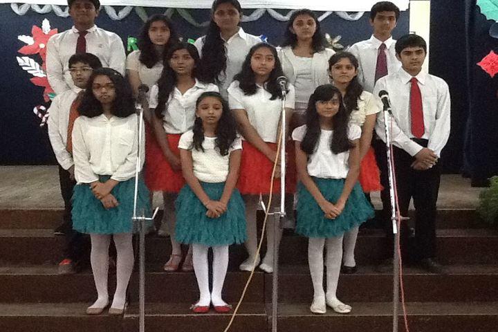 St Gregorios High School-Singing