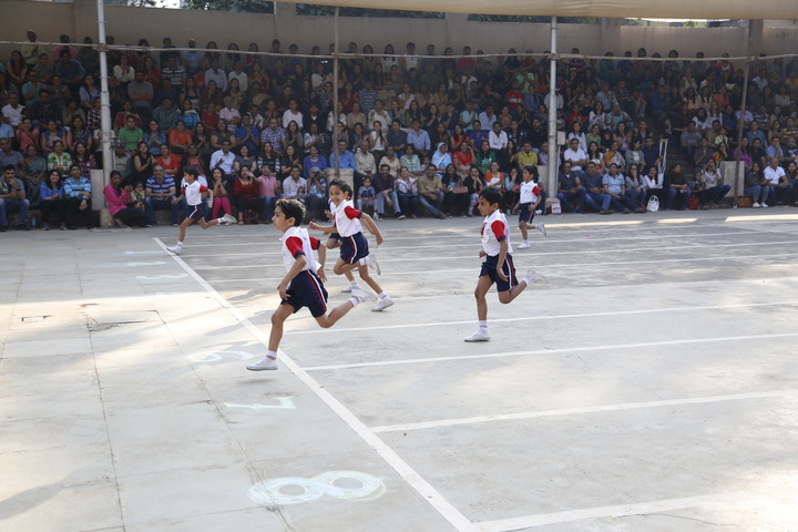 St Gregorios High School-Sports