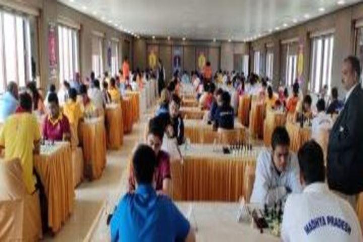 Smt Ramdevi Sobhraj Bajaj Arya Vidya Mandir-Chess