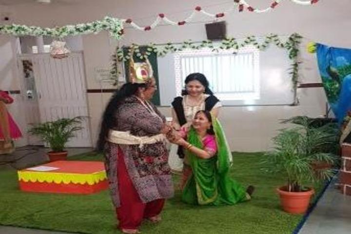 Smt Ramdevi Sobhraj Bajaj Arya Vidya Mandir-Drama