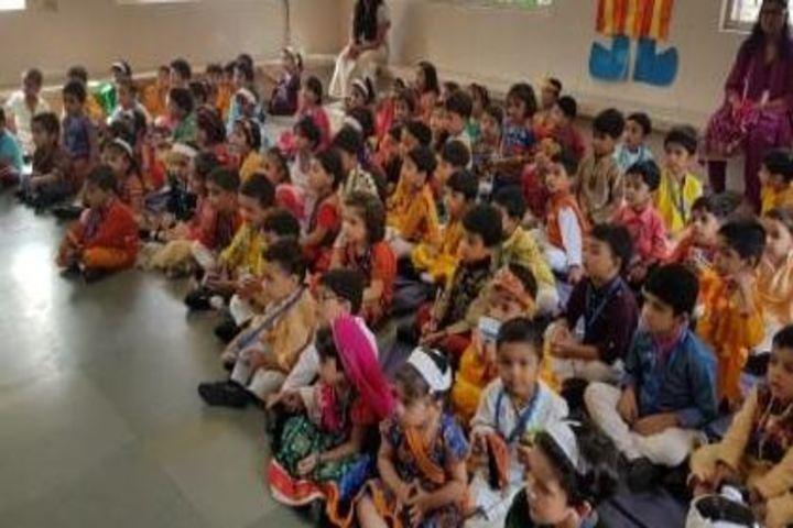 Smt Ramdevi Sobhraj Bajaj Arya Vidya Mandir-Students