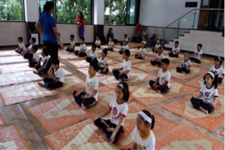 Smt Ramdevi Sobhraj Bajaj Arya Vidya Mandir-Yoga