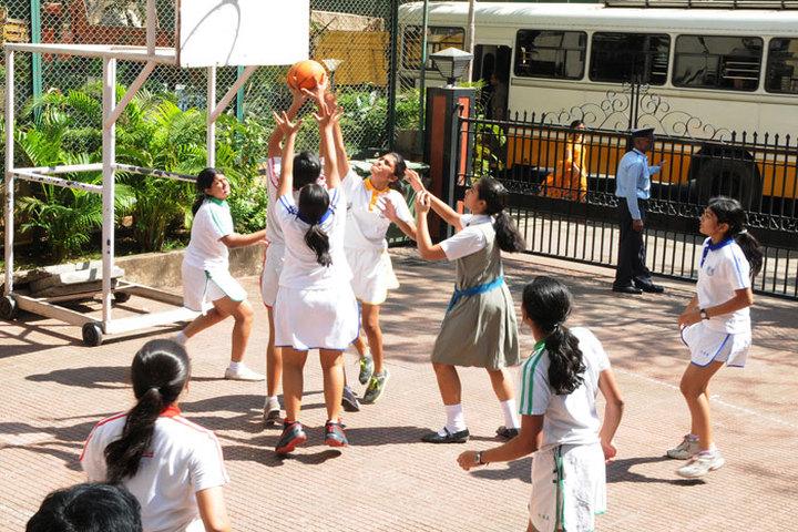 Bombay Scottish School-Basket Ball
