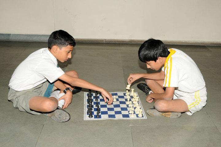Bombay Scottish School-Indoor Games