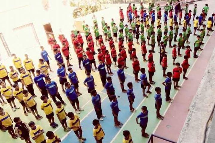 Shalom International School-Assembly