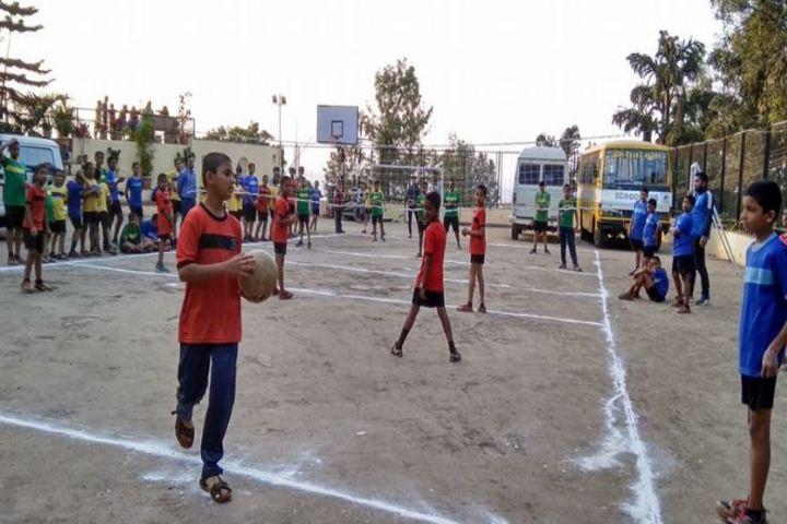 Shalom International School-Basket Ball