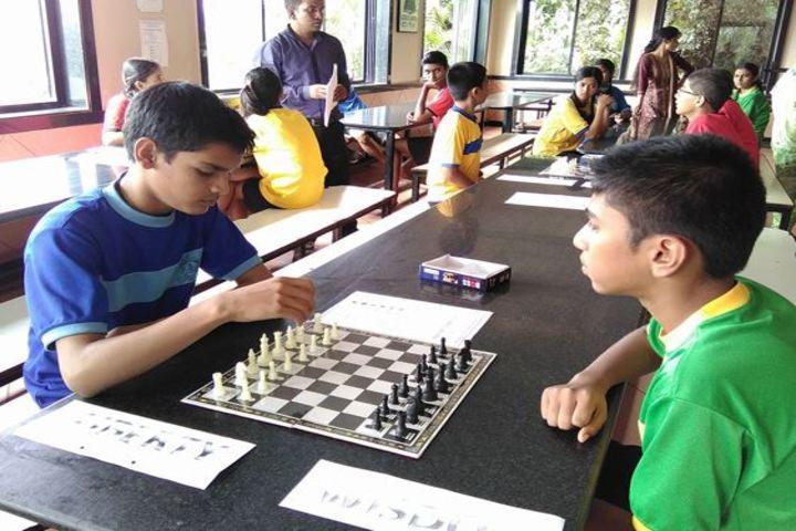 Shalom International School-Indoor Games