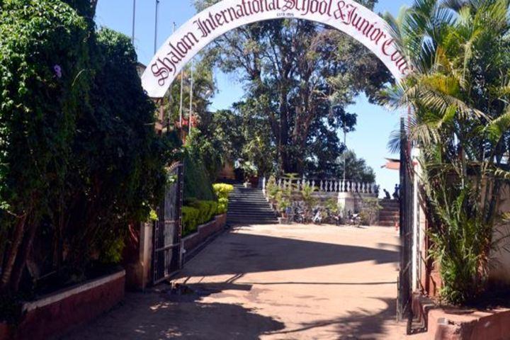 Shalom International School-Entrance