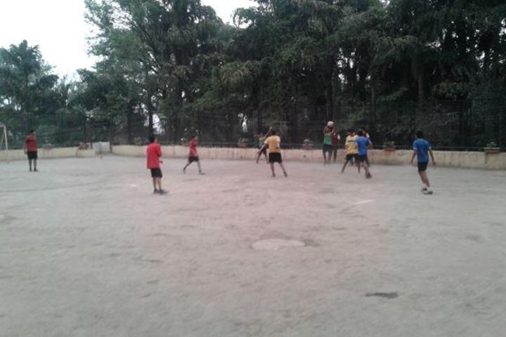 Shalom International School-Play Ground