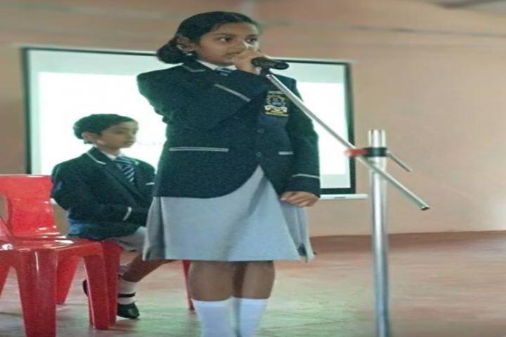 Shalom International School-Singing