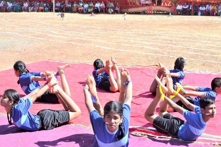 Shalom International School-Yoga
