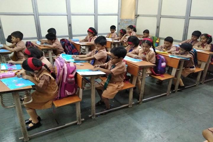 Cambridge School-Class Room