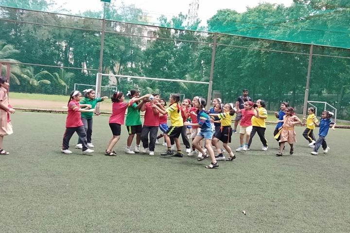 Cambridge School-Sports