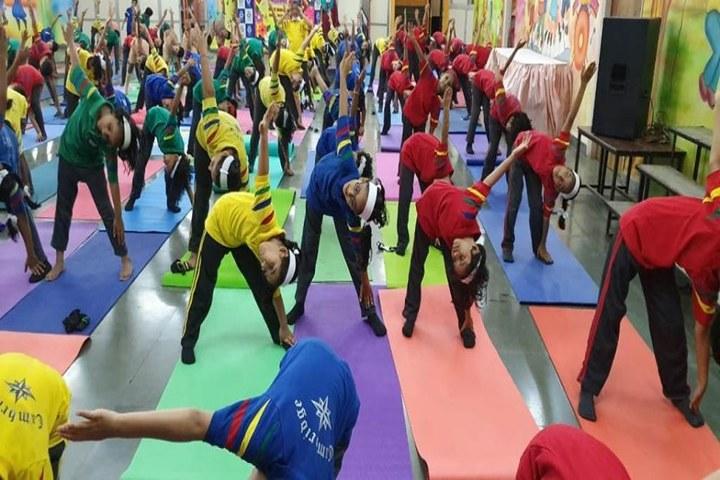 Cambridge School-Yoga