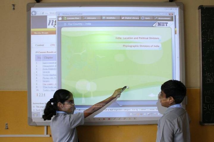 Cambridge School-Classroom Smart