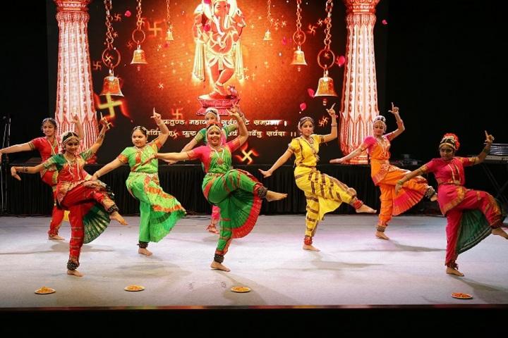 Chatrabhuj Narsee Memorial School-Dance
