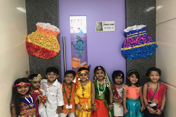 Chatrabhuj Narsee Memorial School-Event