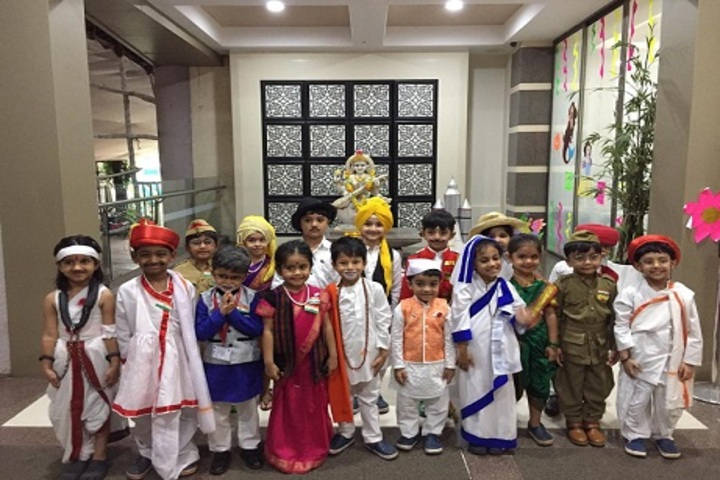 Chatrabhuj Narsee Memorial School-Fancy Dress