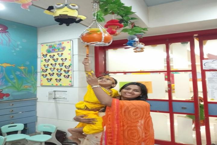 Chatrabhuj Narsee Memorial School-Janmastami