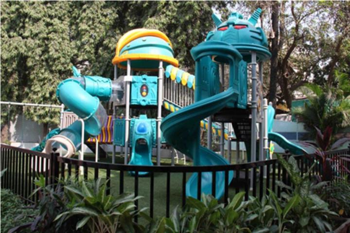 Chatrabhuj Narsee Memorial School-Kids Play Area