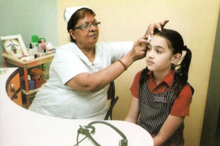 Chatrabhuj Narsee Memorial School-Medical Check Up
