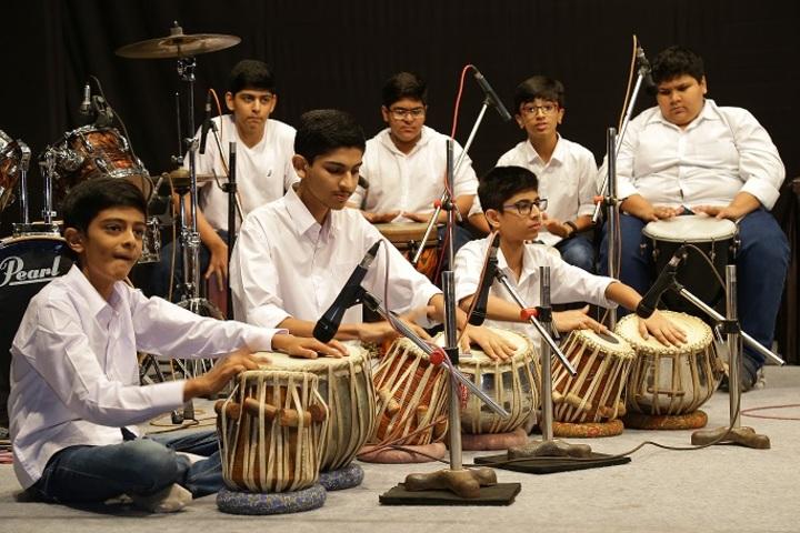 Chatrabhuj Narsee Memorial School-Music