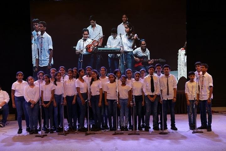 Chatrabhuj Narsee Memorial School-Singing