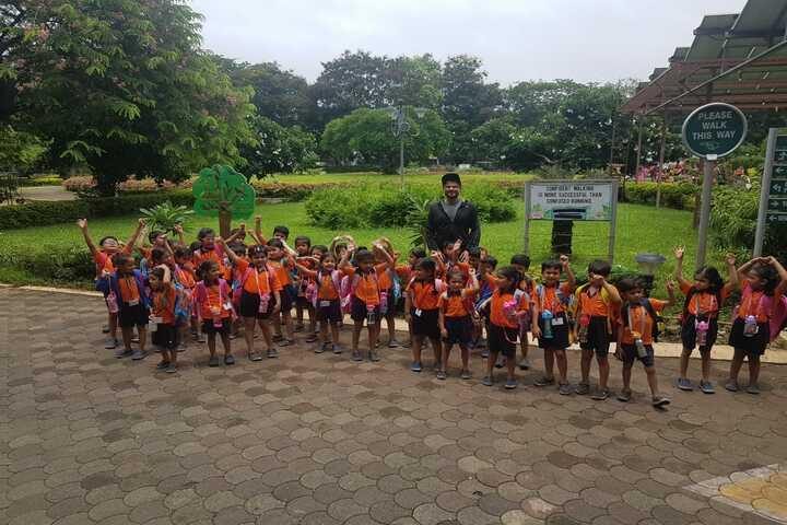 Chatrabhuj Narsee Memorial School-Tour